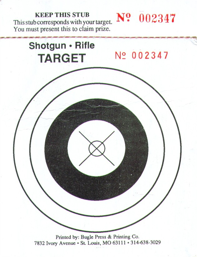 It is an image of Zany Turkey Shoot Targets Printable
