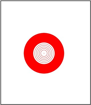graphic about Turkey Shoot Targets Printable called Concentration Gallery