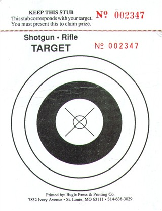 image about Turkey Shoot Targets Printable named Focus Gallery